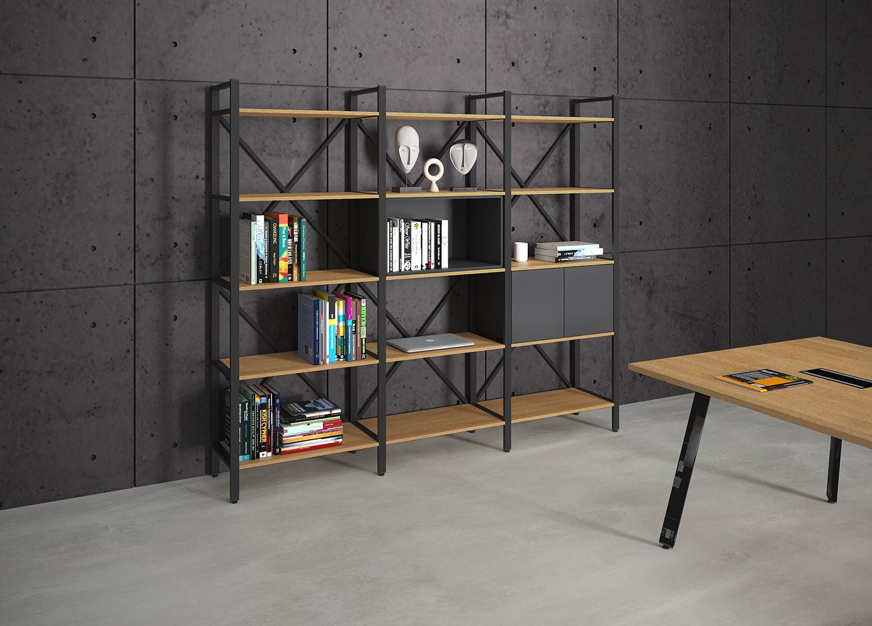 Офисная мебель для персонала Arredo Комплект №10
