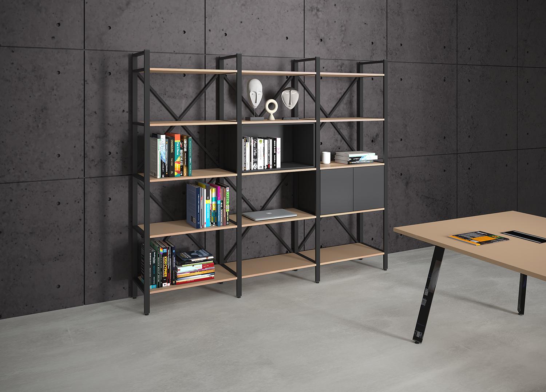 Офисная мебель для персонала Arredo Комплект №11