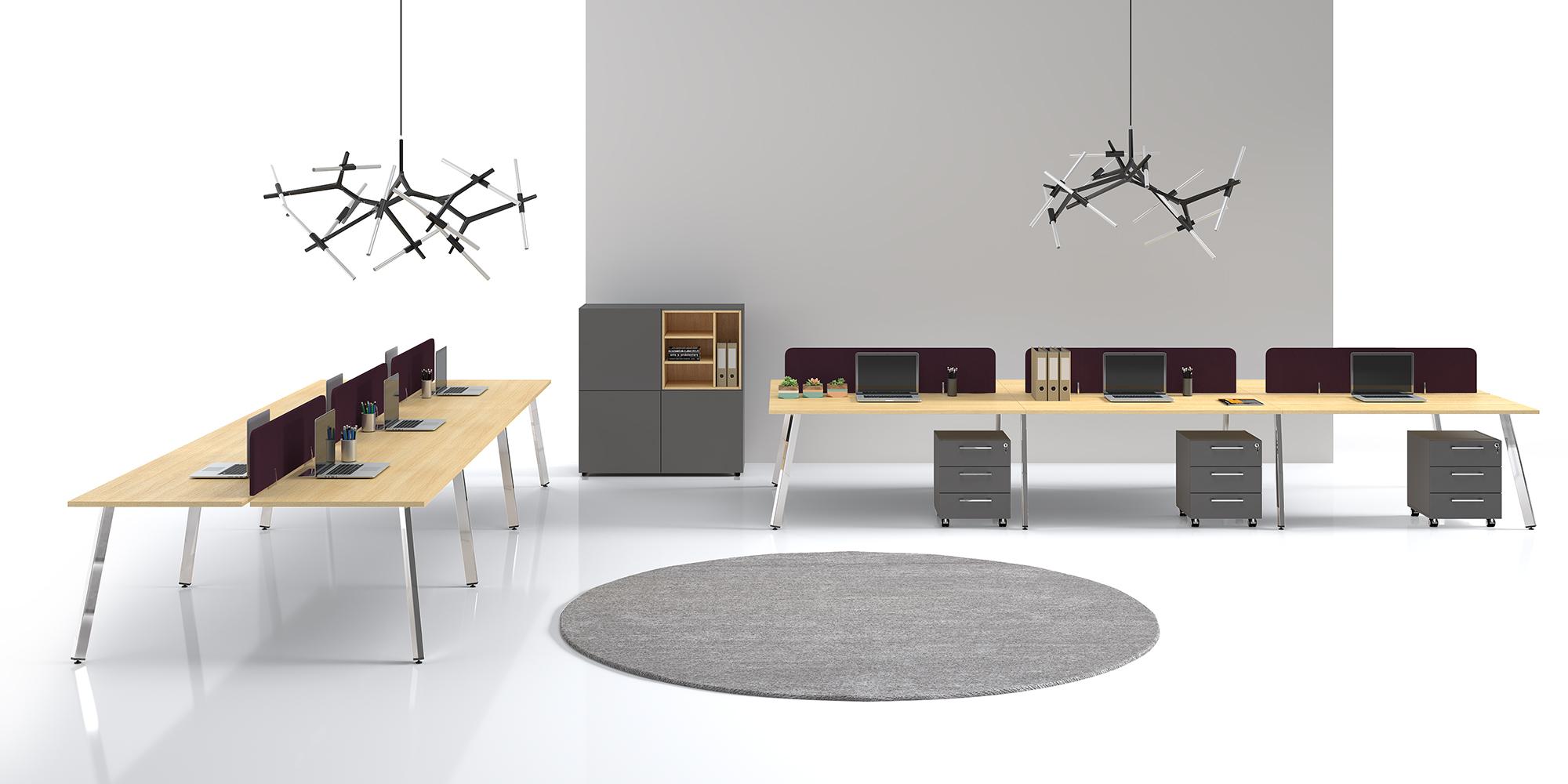 Офисная мебель для персонала Arredo Комплект №4