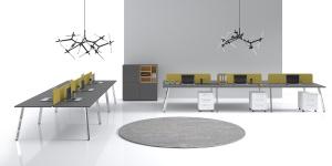 Офисная мебель для персонала Arredo Комплект №5