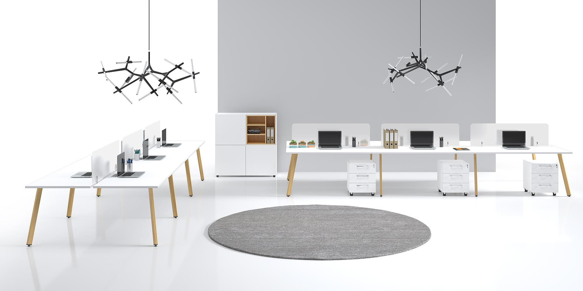 Офисная мебель для персонала Arredo Комплект №8