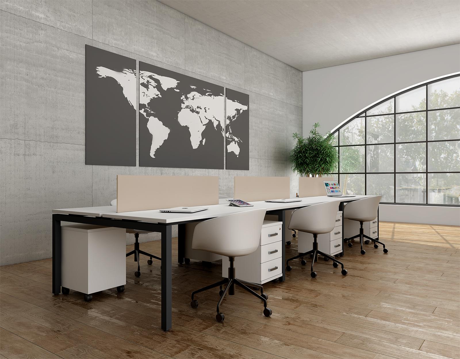 Офисная мебель для персонала Avance Комплект №5
