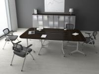 Складные столы-трансформеры BEND Комплект №2