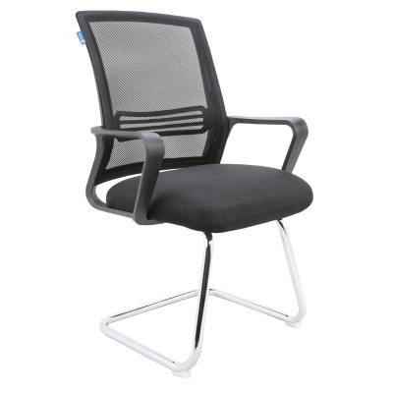 AL 776 V Кресло  посетителя, ткань/сетка