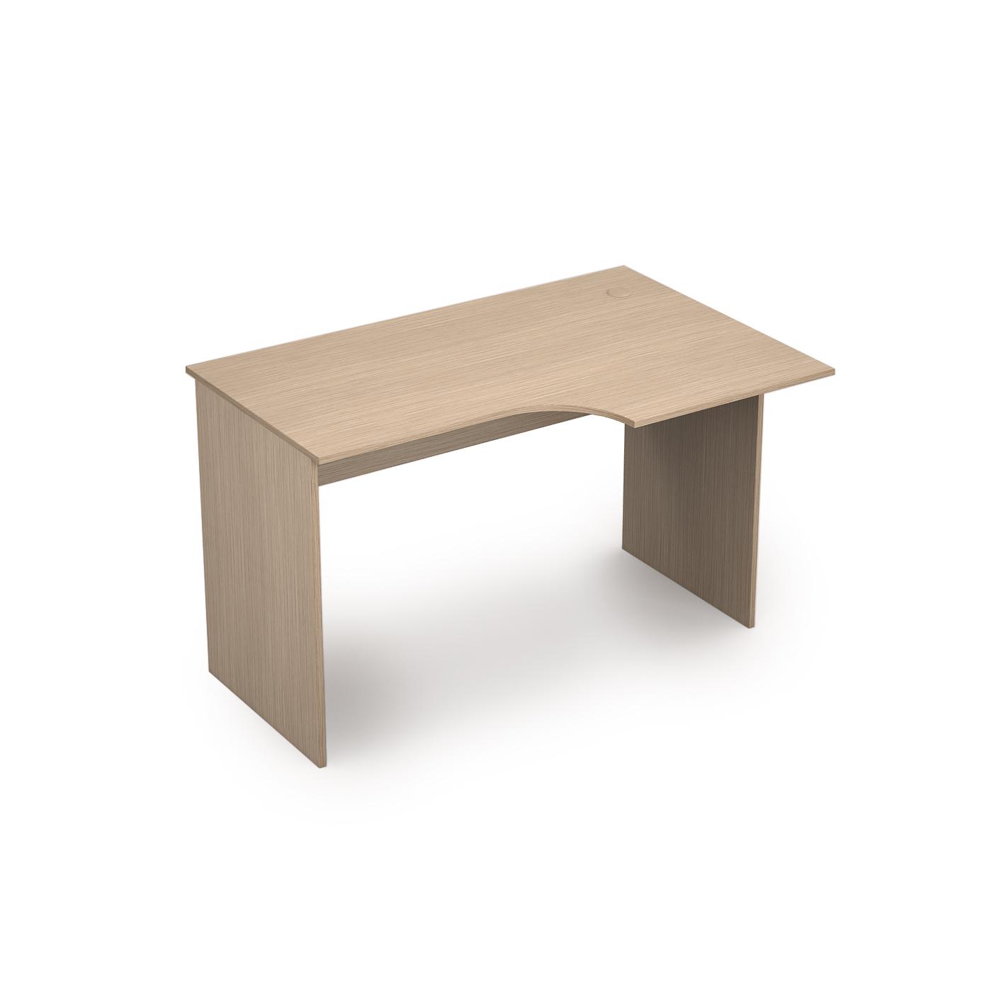 3С.044 Стол кривол. (прав) (1200*800*750)