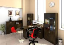 Офисная мебель для персонала Эконом Комплект №3