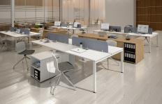 Офисная мебель для персонала Gloss Комплект №1