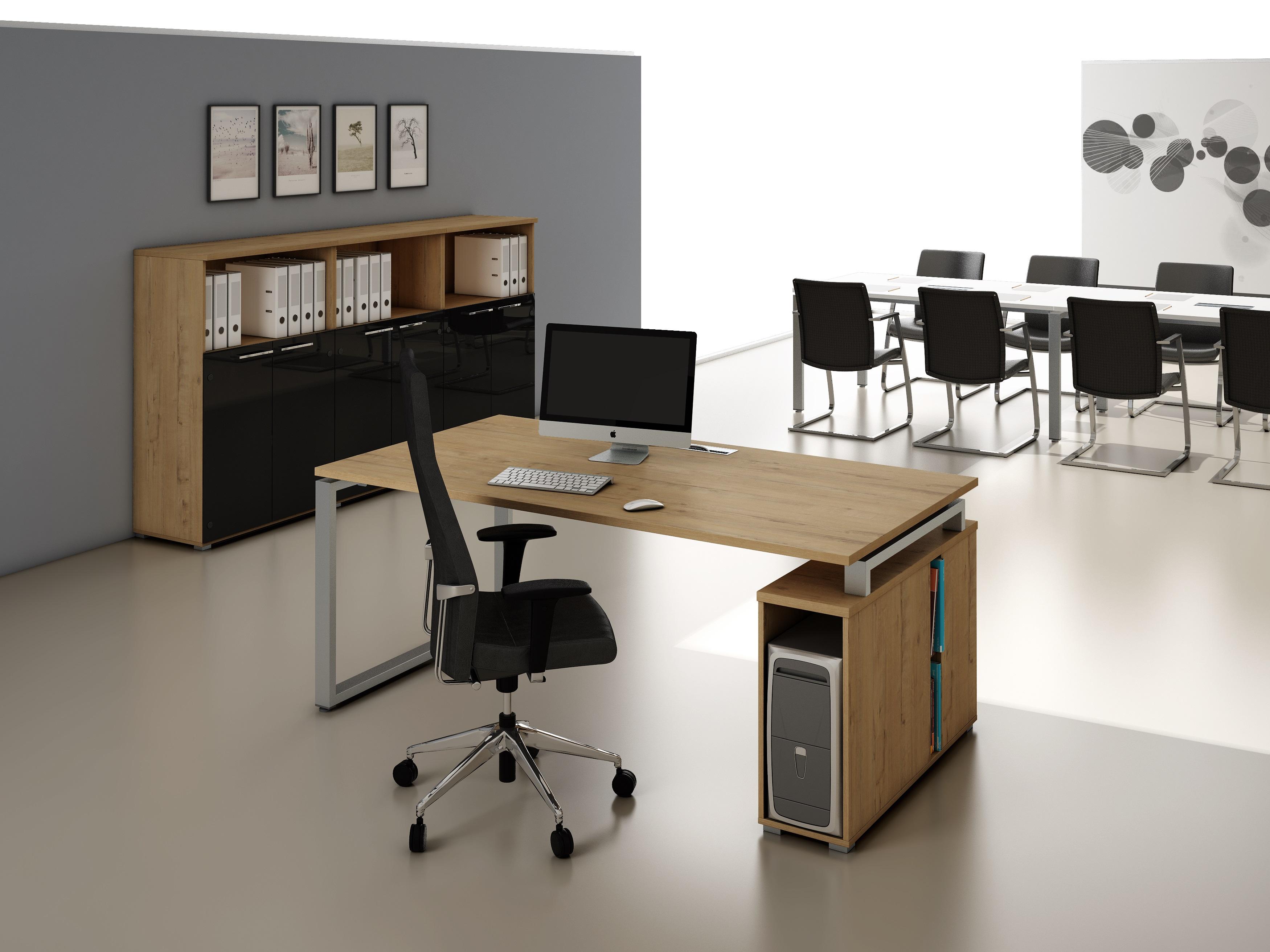 Офисная мебель для персонала Gloss Комплект №10