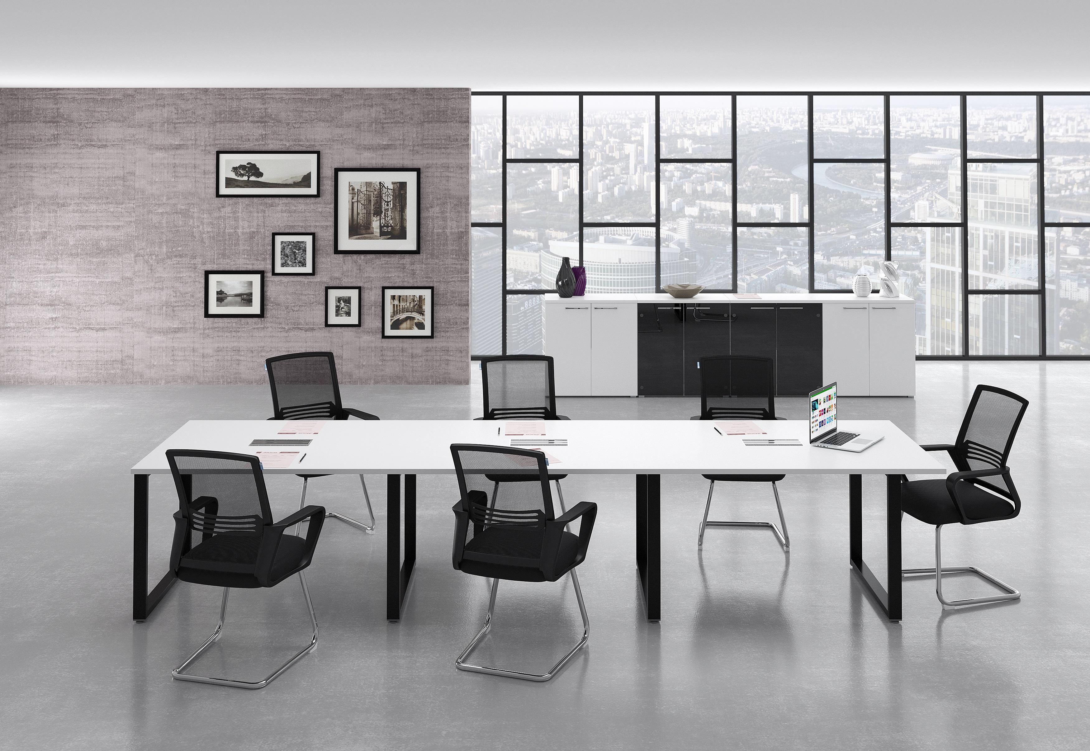 Офисная мебель для персонала Gloss Комплект №11