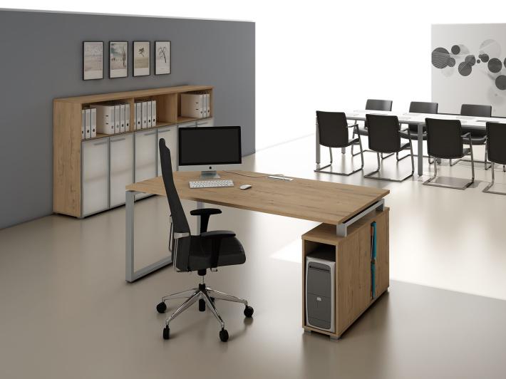 Офисная мебель для персонала Gloss Комплект №2