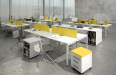 Офисная мебель для персонала Gloss Комплект №4