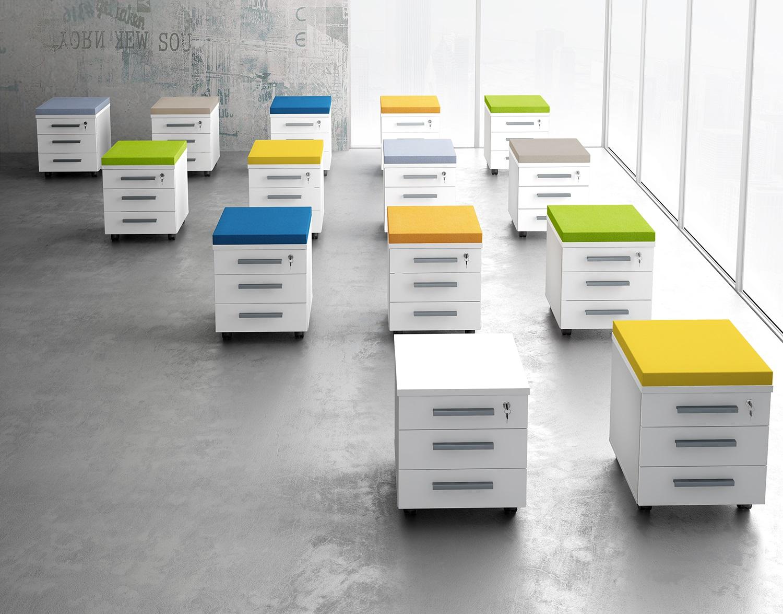 Офисная мебель для персонала Gloss Комплект №5