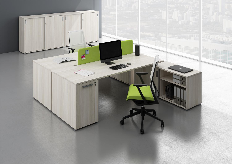 Офисная мебель для персонала Gloss Комплект №9