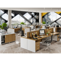 Офисная мебель для персонала Alba Комплект №2