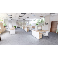 Офисная мебель для персонала Alba Комплект №3