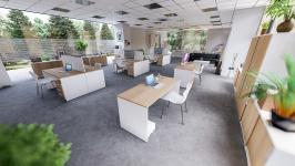 Офисная мебель для персонала Alba Комплект №5