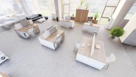 Офисная мебель для персонала Alba Комплект №7