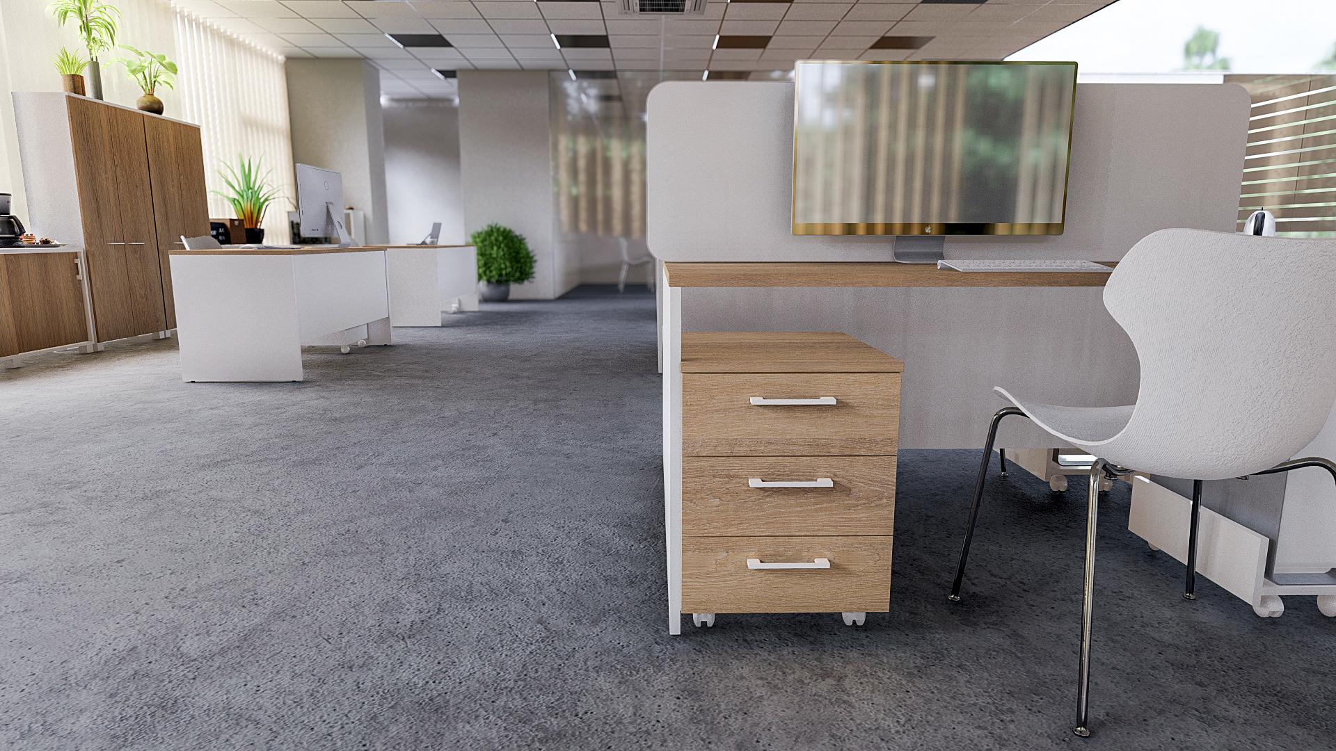 Офисная мебель для персонала Alba Комплект №8