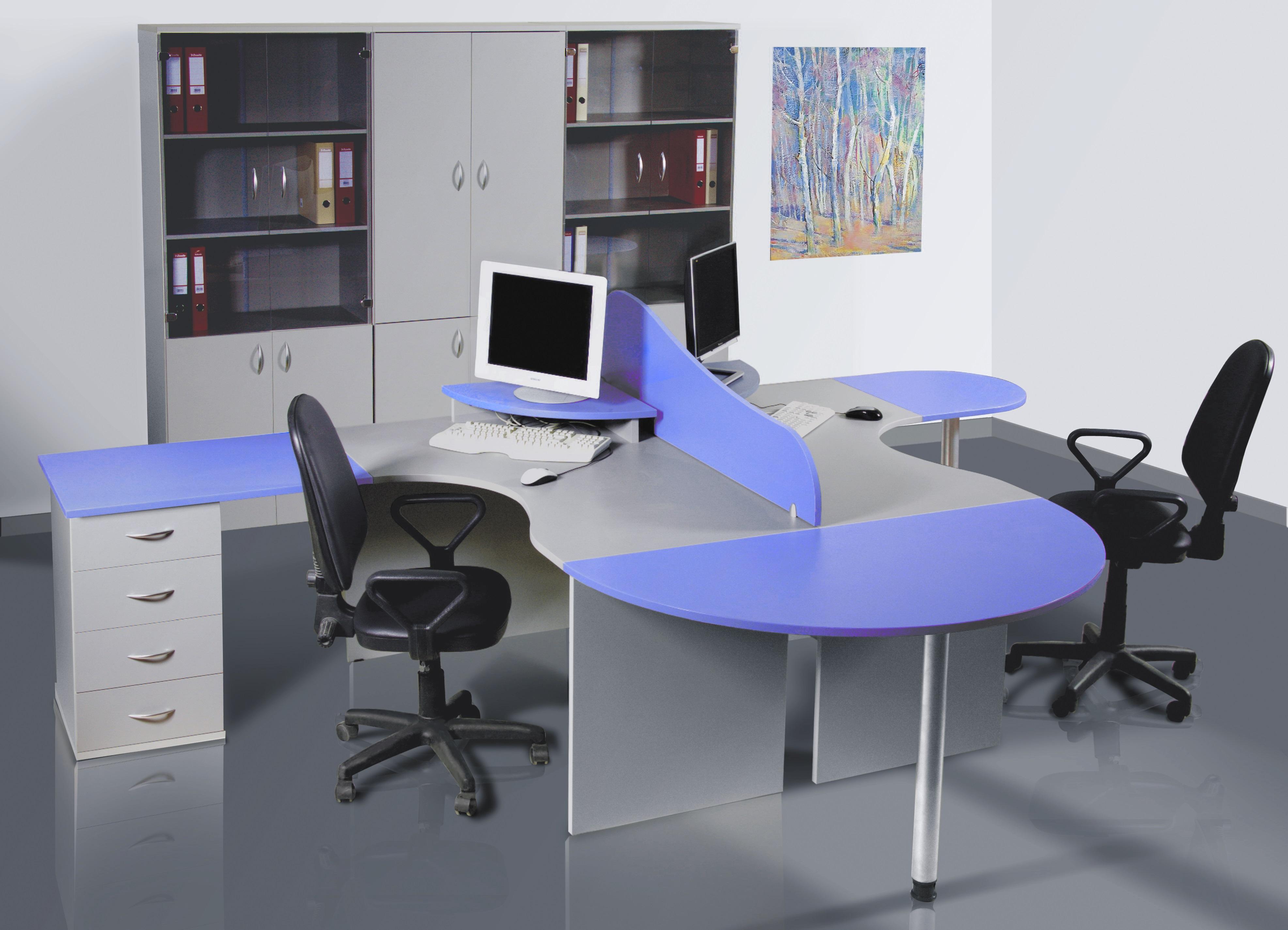 Офисная мебель для персонала Эдем Комплект №1