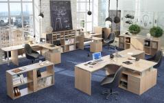 Офисная мебель для персонала Vita Комплект №1