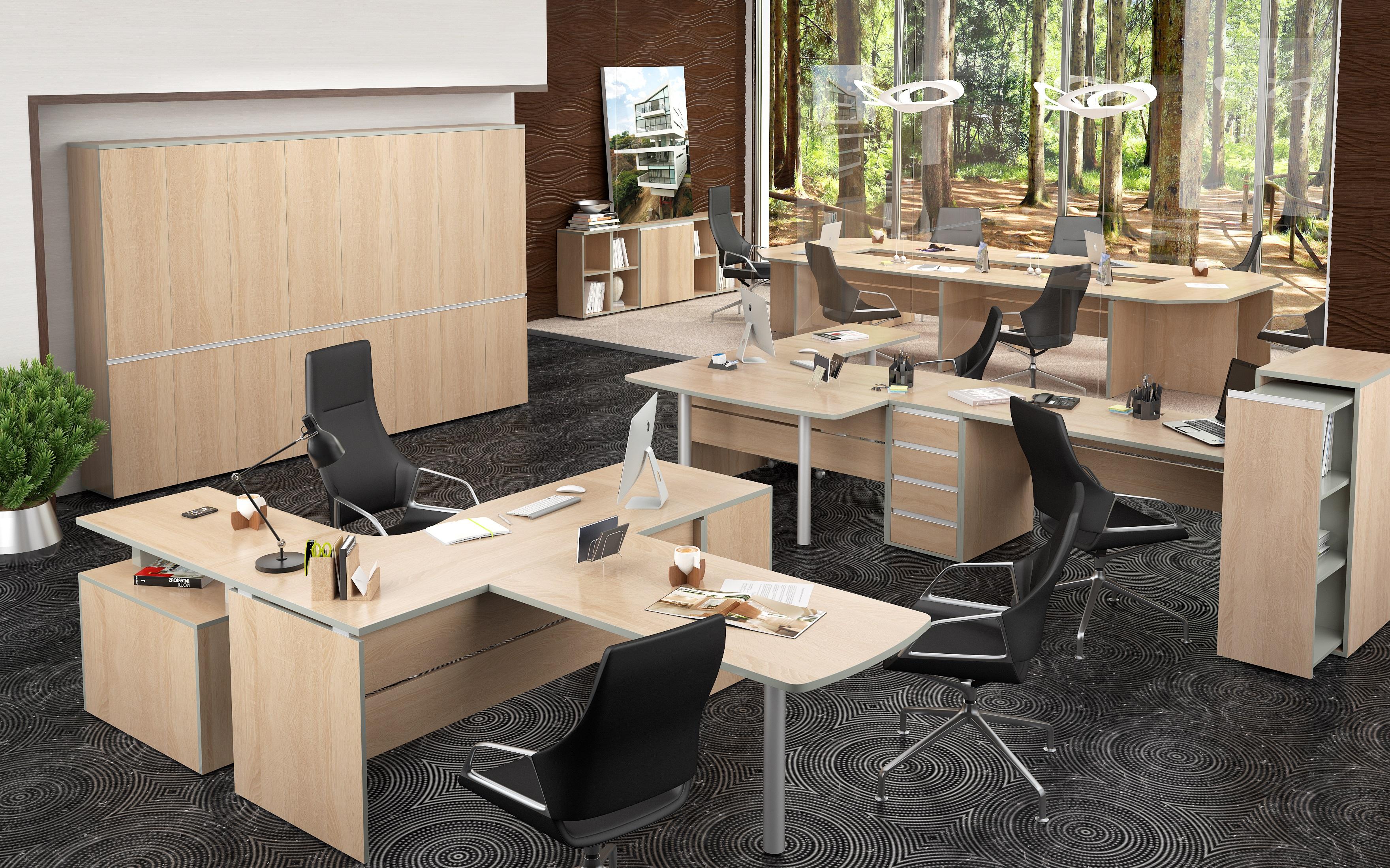 Офисная мебель для персонала Vita Комплект №2