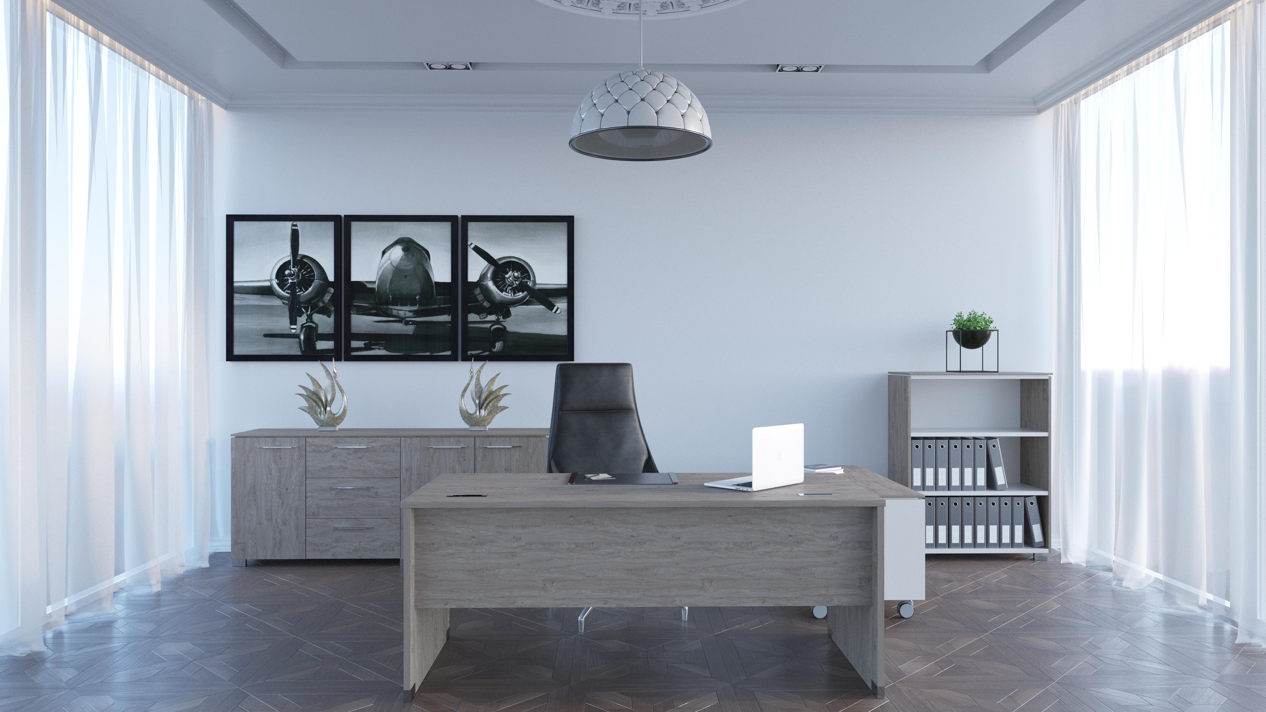 Офисная мебель для персонала Grandeza Комплект №1