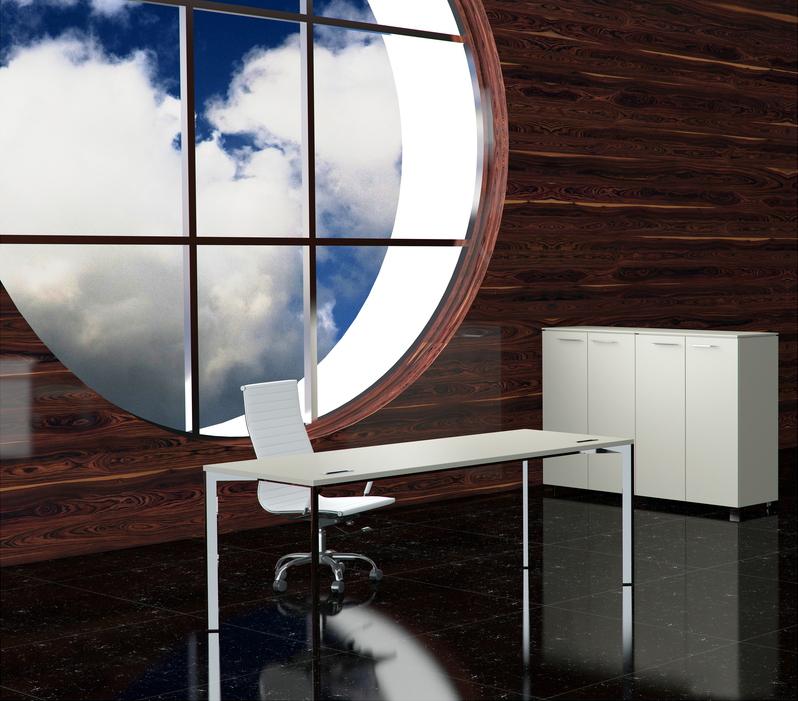 Офисная мебель для персонала Grandeza Комплект №4