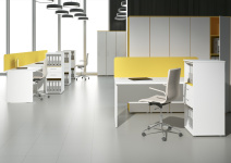 Офисная мебель для персонала Sentida Color Комплект №3