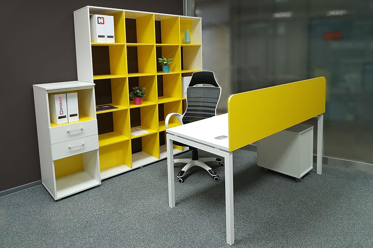 Офисная мебель для персонала Sentida Color Комплект №4