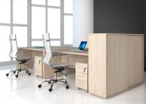 Офисная мебель для персонала Sentida Комплект №2