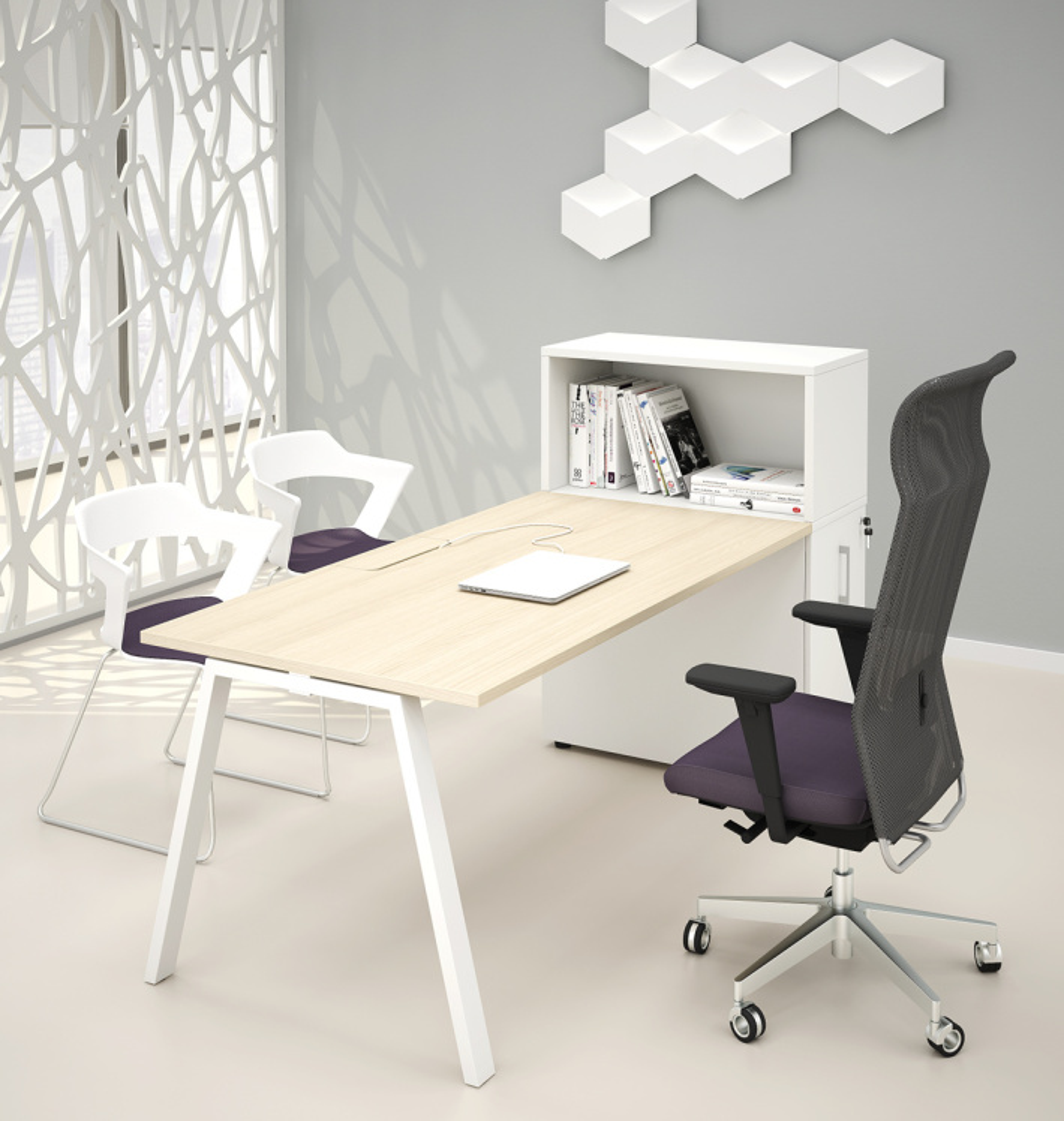 Офисная мебель для персонала Arena Комплект №1