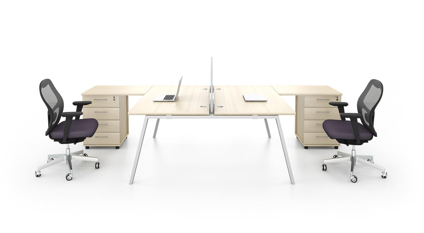 Офисная мебель для персонала Arena Комплект №3