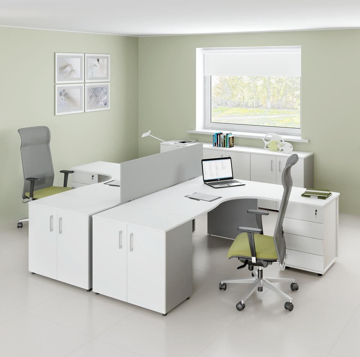 Офисная мебель для персонала Domino Комплект №3