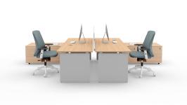Офисная мебель для персонала Domino Комплект №5