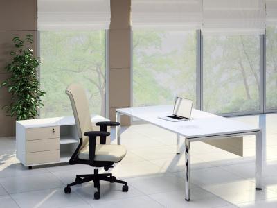 Столы на металлокаркасе Orbis