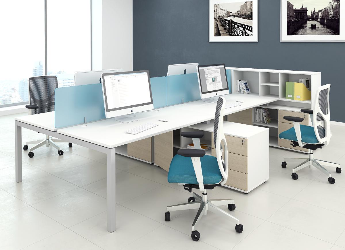 Офисная мебель для персонала Polo Комплект №3