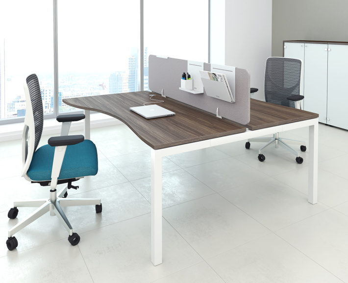 Офисная мебель для персонала Polo Комплект №7