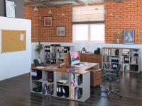 Офисная мебель для персонала Point Комплект №10
