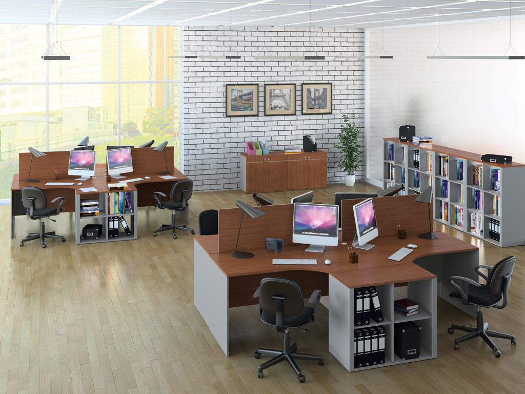 Офисная мебель для персонала Point Комплект №11