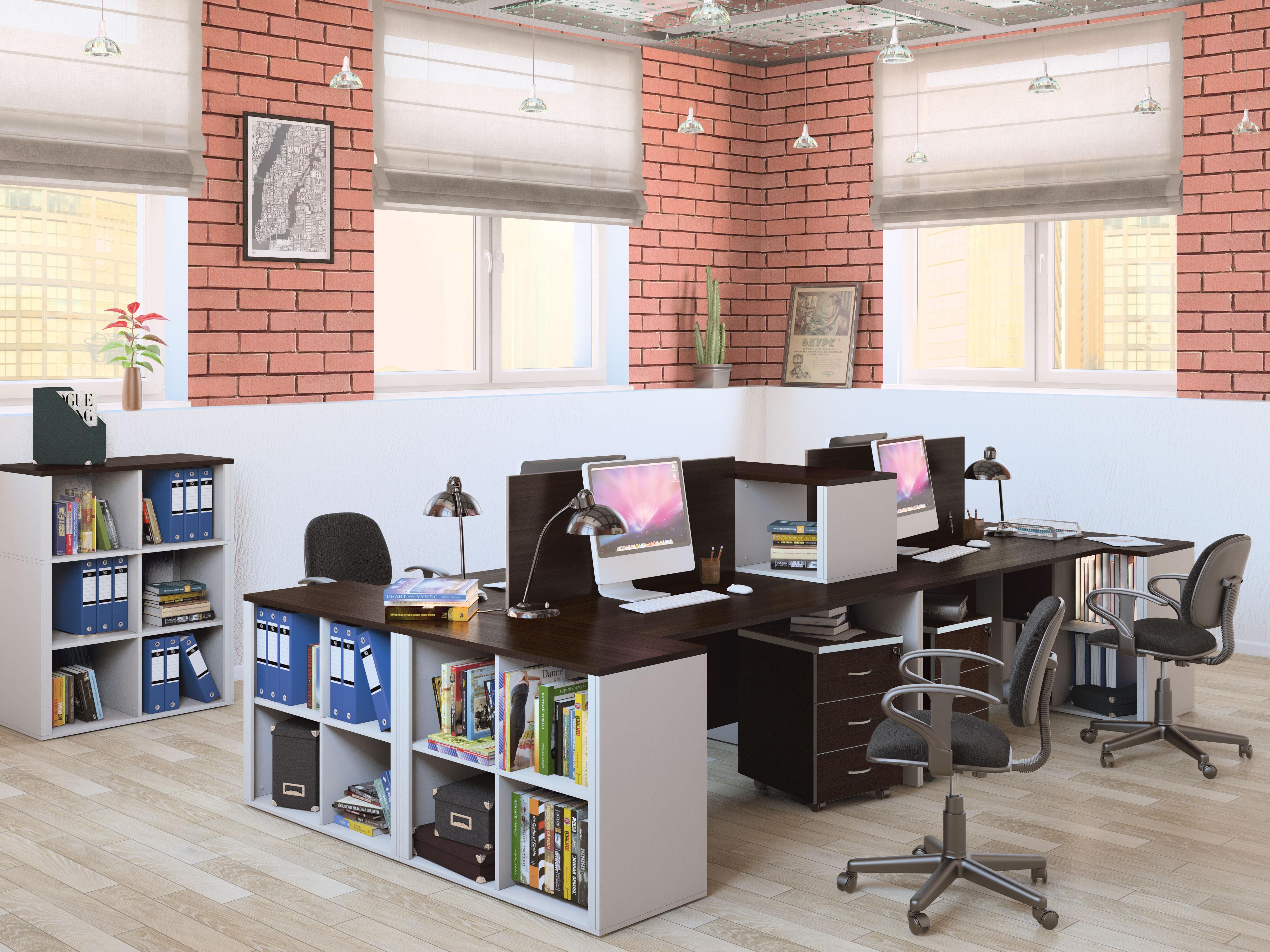 Офисная мебель для персонала Point Комплект №3