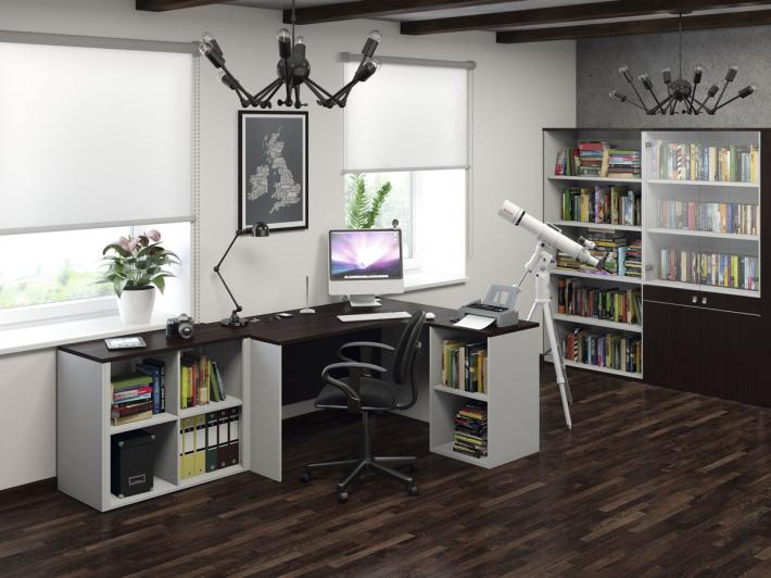 Офисная мебель для персонала Point Комплект №4
