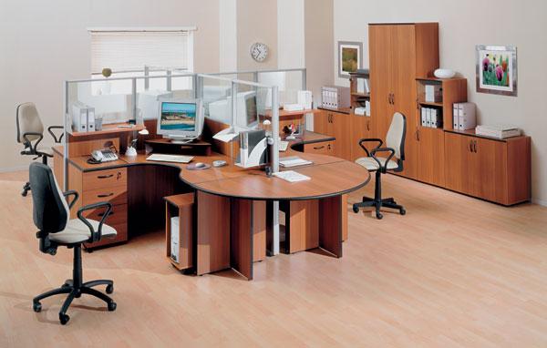 Офисная мебель для персонала Дин-Р Комплект №1