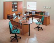 Офисная мебель для персонала Дин-Р Комплект №3