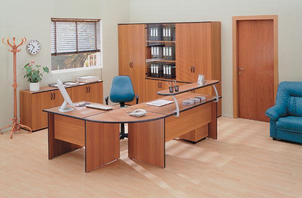 Офисная мебель для персонала Дин-Р Комплект №4