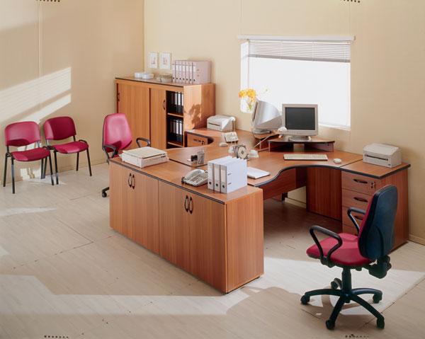 Офисная мебель для персонала Дин-Р Комплект №6