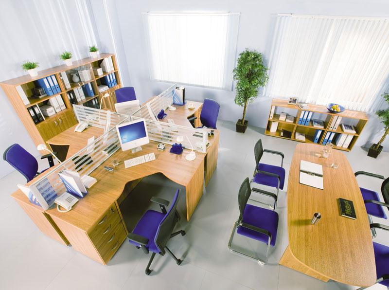 Офисная мебель для персонала Формула Комплект №2