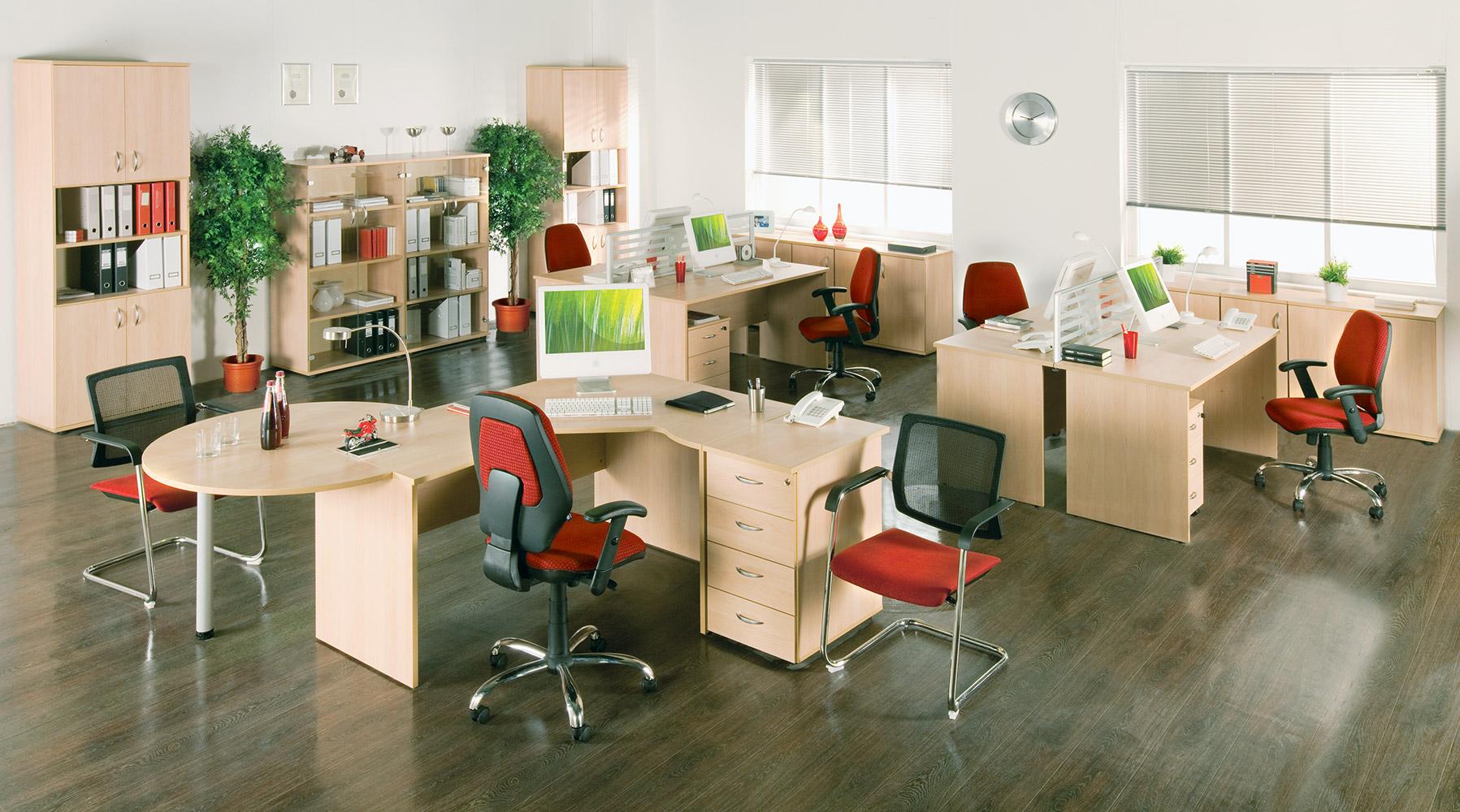 Офисная мебель для персонала Формула Комплект №5