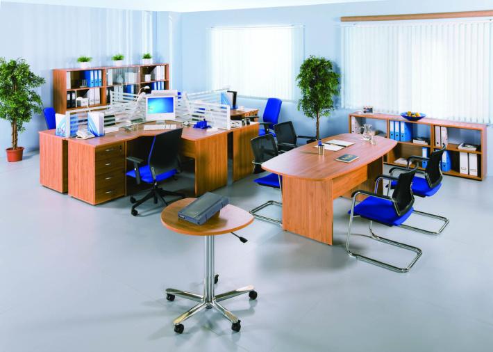 Офисная мебель для персонала Формула Комплект №6