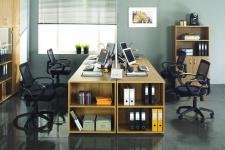Офисная мебель для персонала Формула Комплект №8