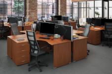 Офисная мебель для персонала Матрица Комплект №1